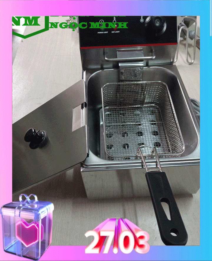Bếp chiên nhúng điện ETon ET-ZL1