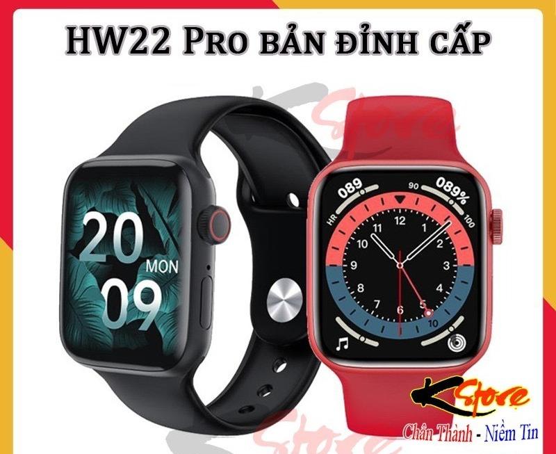 Đồng Hồ Thông Minh HW22 Pro bản nâng cấp