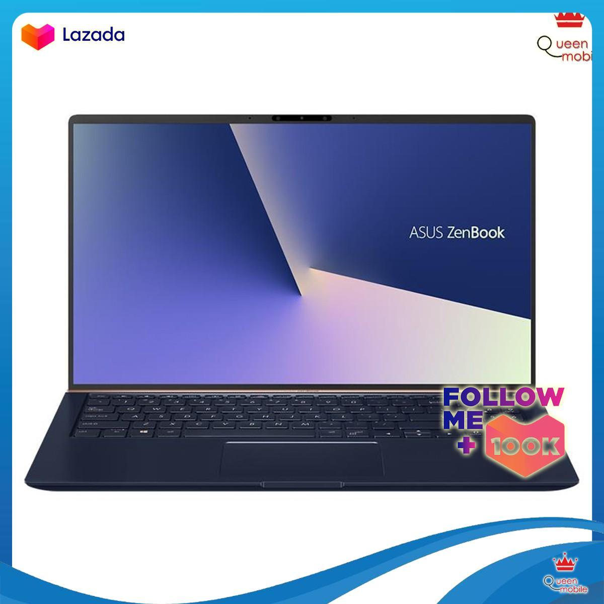 [HCM]Laptop Asus Zenbook 13 UX333FA-A4016T Core i5-8265U/Win10 (13.3  FHD)