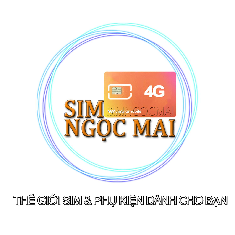 Siêu Sim Thánh Hi Vietnamobile - Data không giới hạn 1Gb/Ngày - 20.000 đồng/tháng - SIM NGỌC MAI