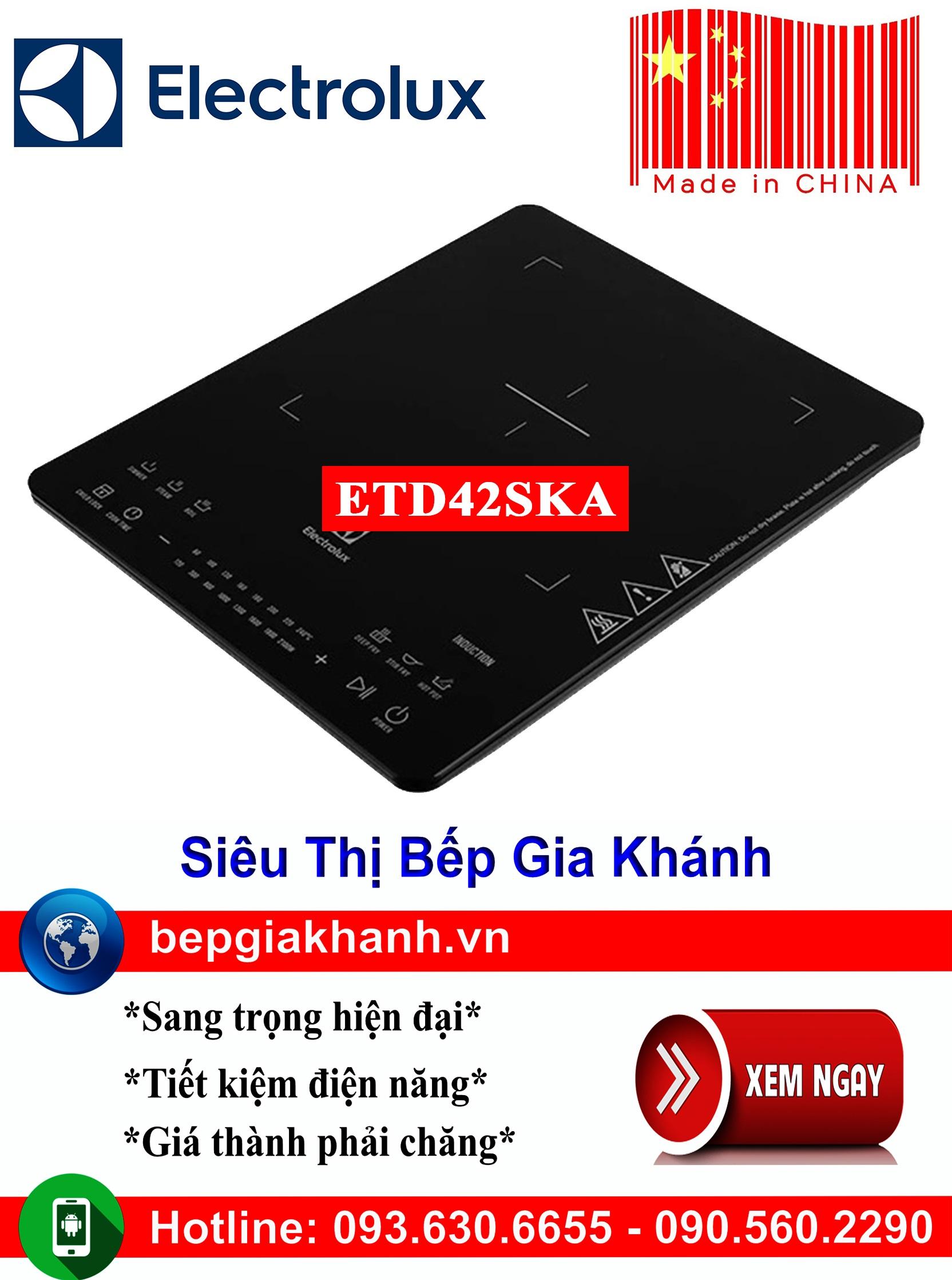 [HCM]Bếp từ đơn Electrolux ETD42SKA sản xuất Trung Quốc bếp từ bếp điện từ bếp từ đôi bếp điện từ đôi bếp từ giá rẻ bếp điện từ giá rẻ bếp từ đơn bep tu don bep tu