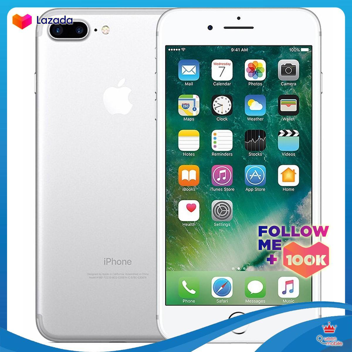Điện Thoại Iphone 7 Plus 128GB - Mới 100% Nguyên Seal (CPO) (Màu gray)