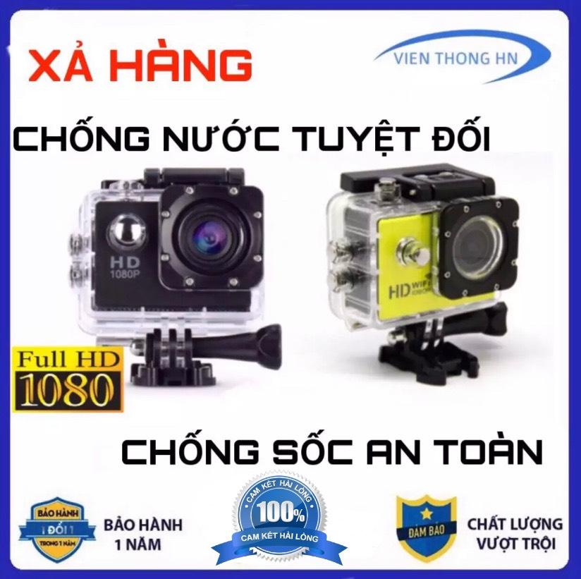 [ XẢ HÀNG ] Camera hành trình 2.0 FULL HD 1080P Cam A9 -  Camera hành trình mini chống nước chống rung - camera hành trình xe máy phượt