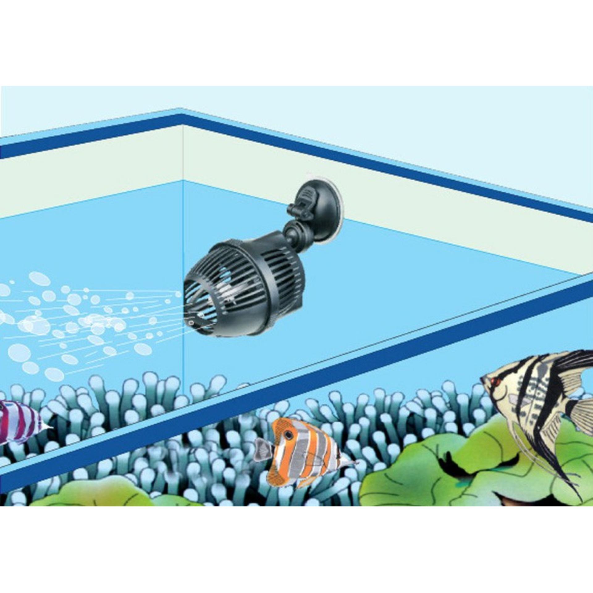Máy tạo dòng nước làm sạch chất bẩn trong hồ Sobo-WP200M (12W - 5000L/H)