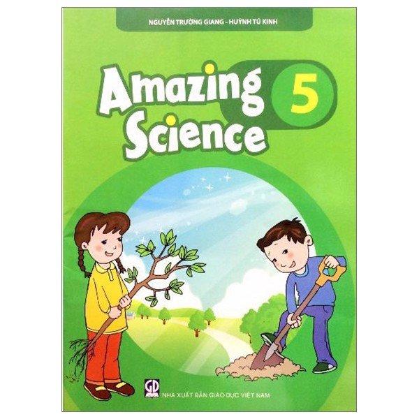 Amazing science 5