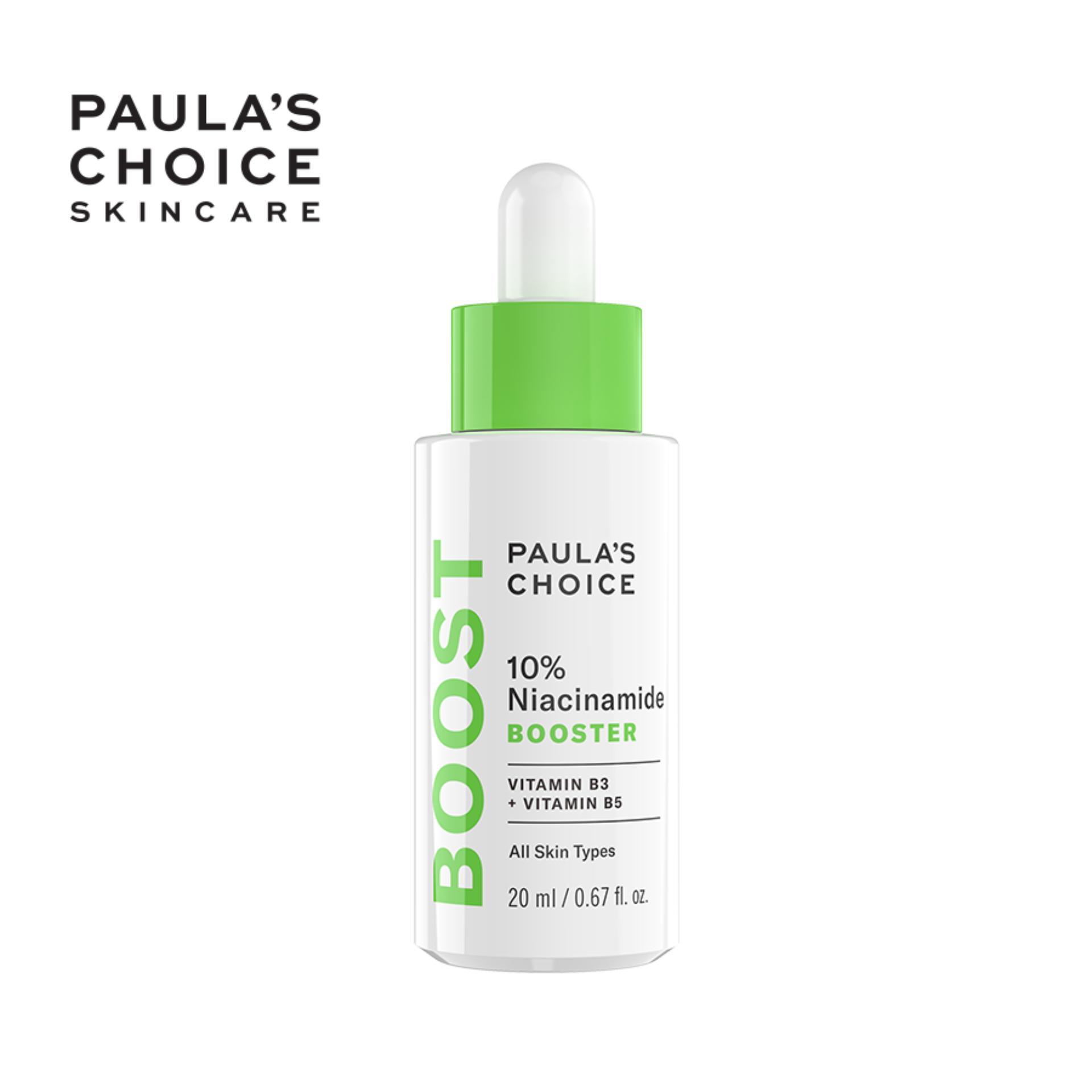 Tinh chất se khít lỗ chân lông và làm sáng da chứa Paula's Choice 10% Niacinamide Booster-7980