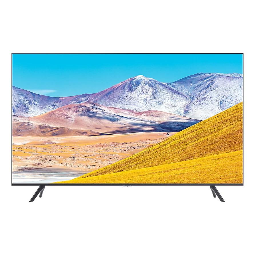 [Trả góp 0%]Smart Tivi Samsung 4K 43 inch 43TU8100