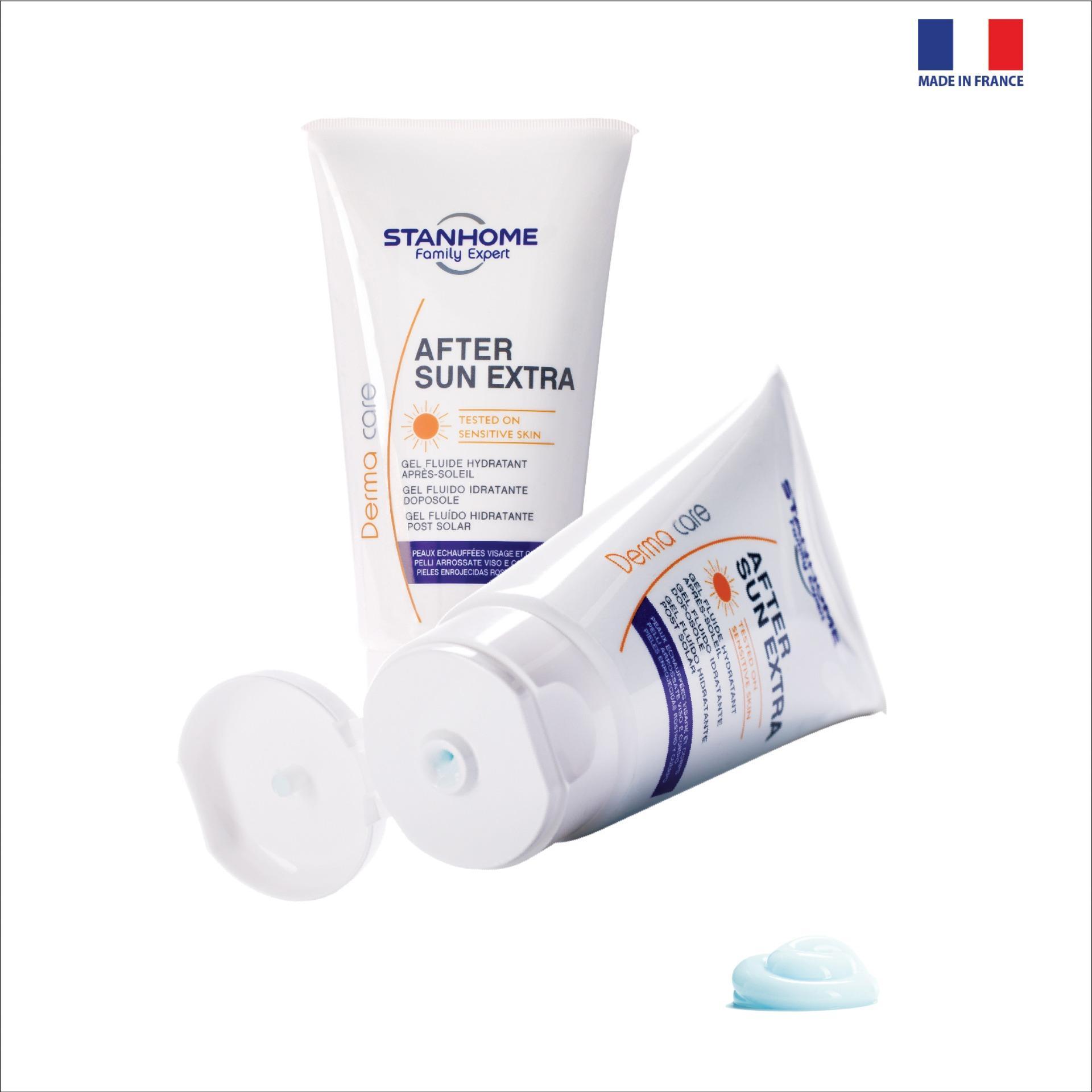 After sun extra 150ml - Kem dưỡng phục hồi sau khi ra nắng giúp nhả nắng trẻ hóa làn da stanhome