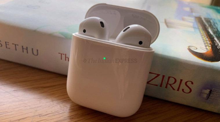 Tai Nghe Bluetooth Apple AirPods 2 hàng 1:1 + Tặng kèm bao đựng tai cực kute