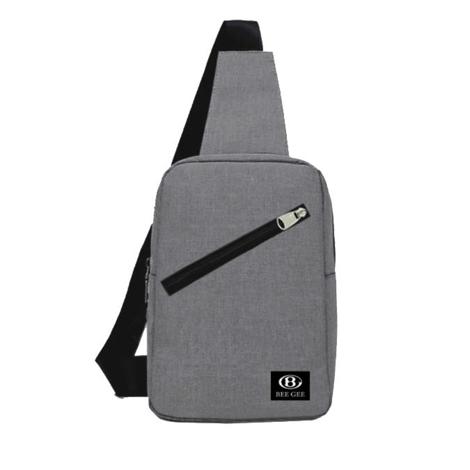 Túi đeo chéo nam nữ unisex túi du lịch thời trang Hàn quốc Bee Gee 023