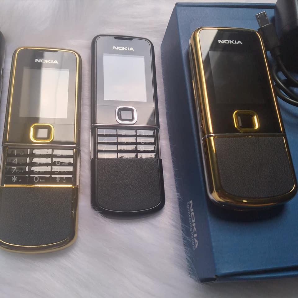 [HCM]Điện thoại Nokia 8800 - 8800 phím trượt sang trọng tặng kèm bao da BH 1 năm