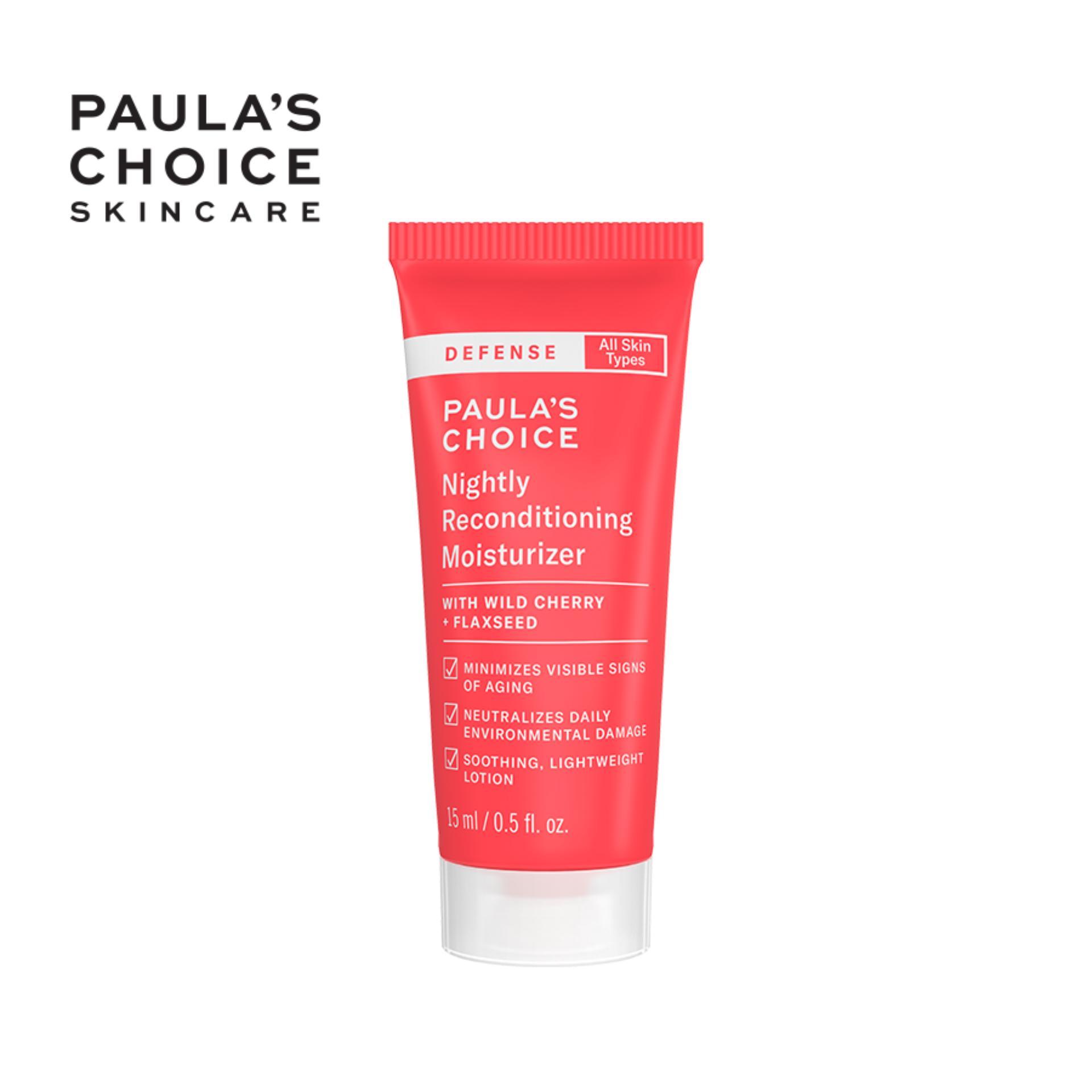 Dưỡng ẩm cho làn da mềm mịn Paula's Choice Defense Nightly Reconditioning Moisturizer 60ml-2220