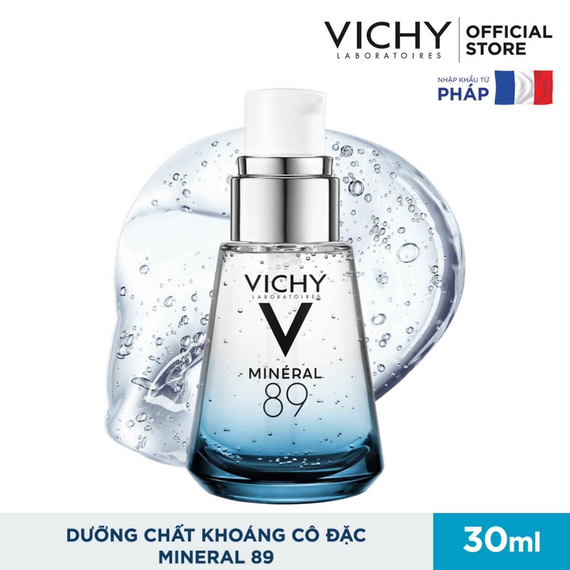 Dưỡng chất giàu khoáng chất Mineral 89 giúp da sáng mịn và căng mượt (Dành cho mọi loại da) 30ML