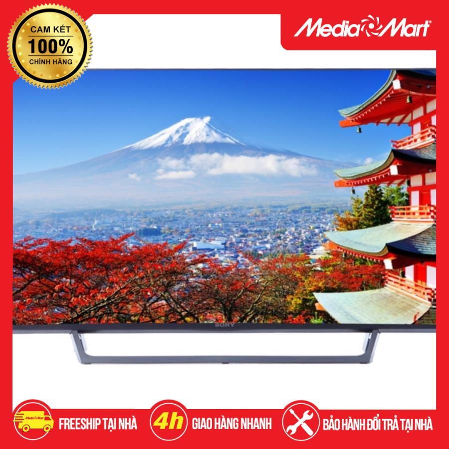 [Trả góp 0%]Internet Tivi Sony 40 inch 40W650D Full HD MXR 200Hz - Miễn phí vận chuyển & lắp đặt toàn miền Bắc - Bảo hành chính hãng - Mediamart
