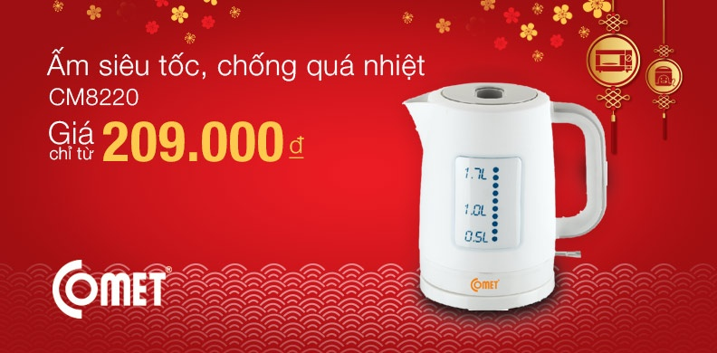 Comet Official Store Việt Nam