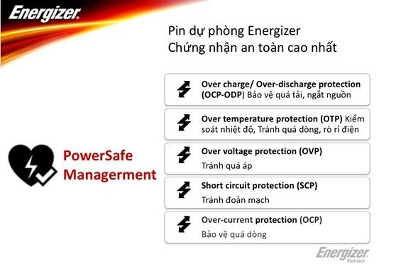 Energizer UE10005