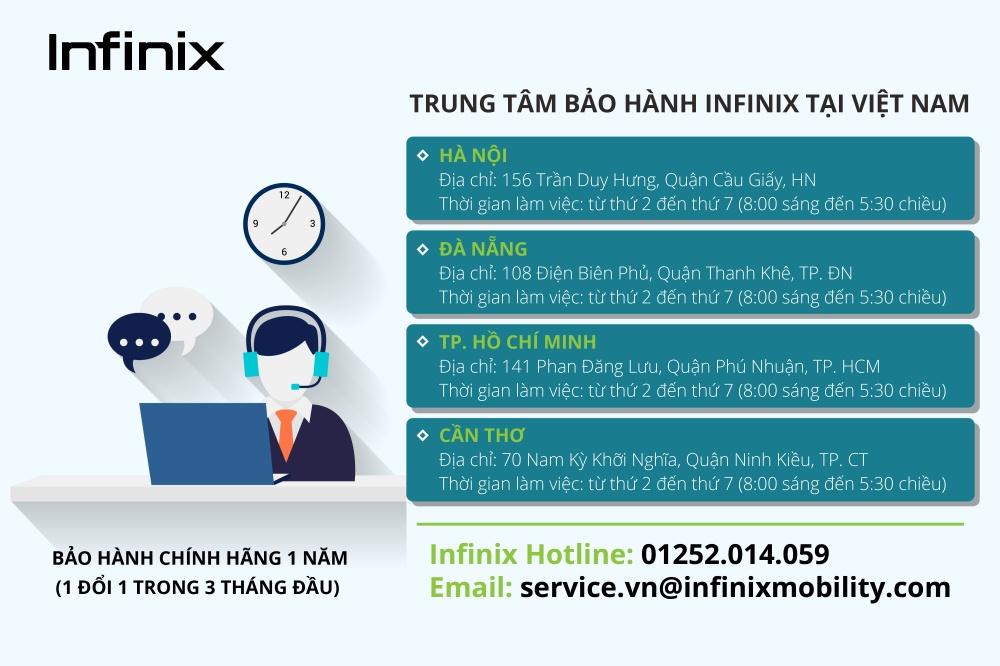 infinix service center