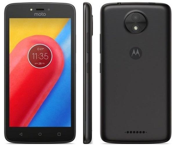 Motorola Moto C 3G