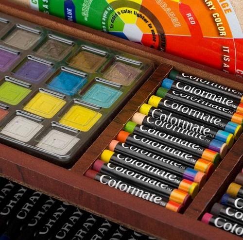 Bộ màu vẽ đa năng Colormate M111