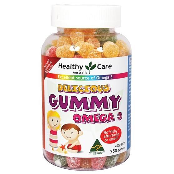 bổ sung omega3 cho trẻ