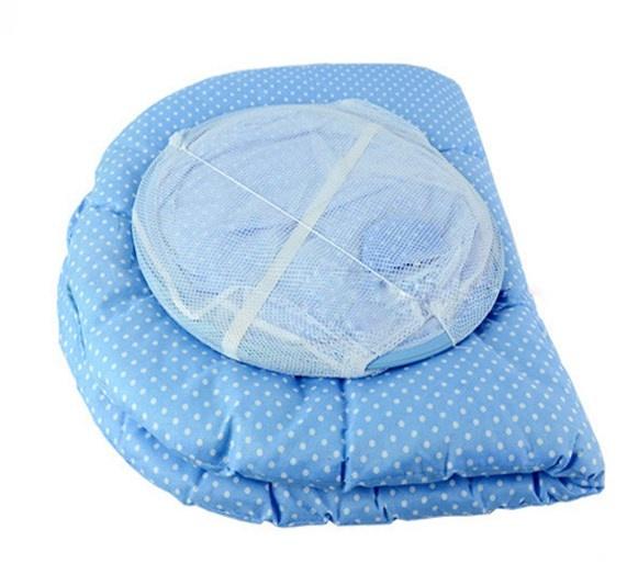 Màn ngủ chống muỗi có phát nhạc cho bé