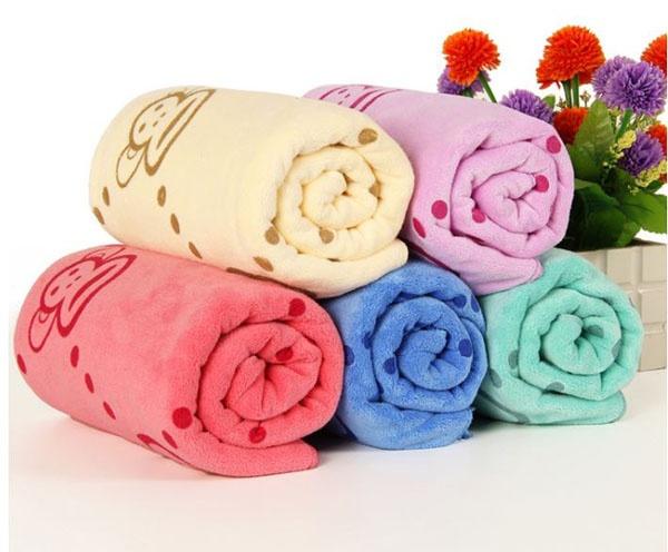 Bộ sét 3 khăn mềm mịn cho mẹ và bé