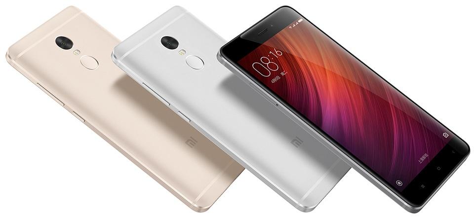 Cấu hình Xiaomi Redmi Note 4