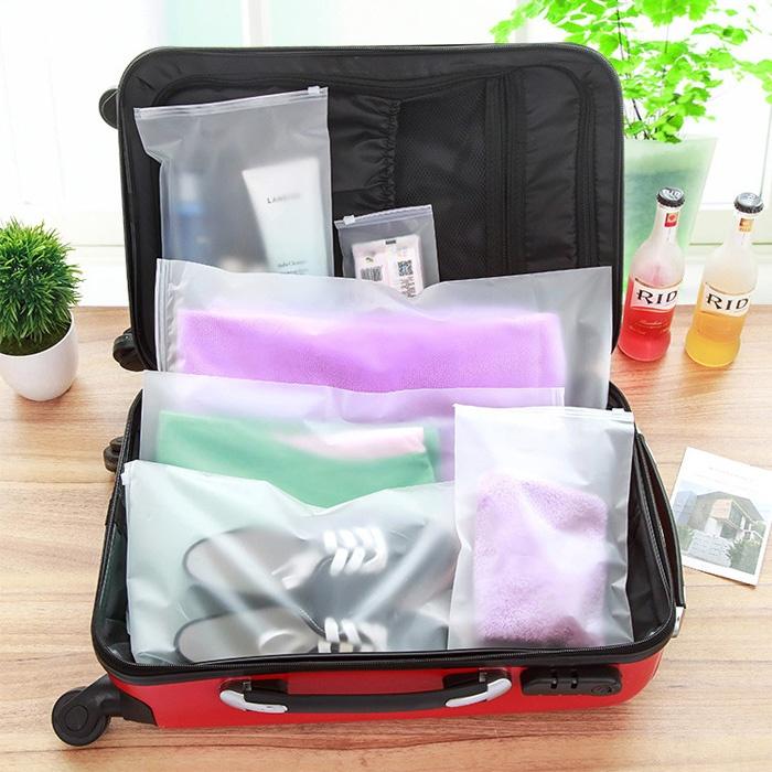 Bộ 7 túi đựng đồ du lịch đa năng nhiều kích thước