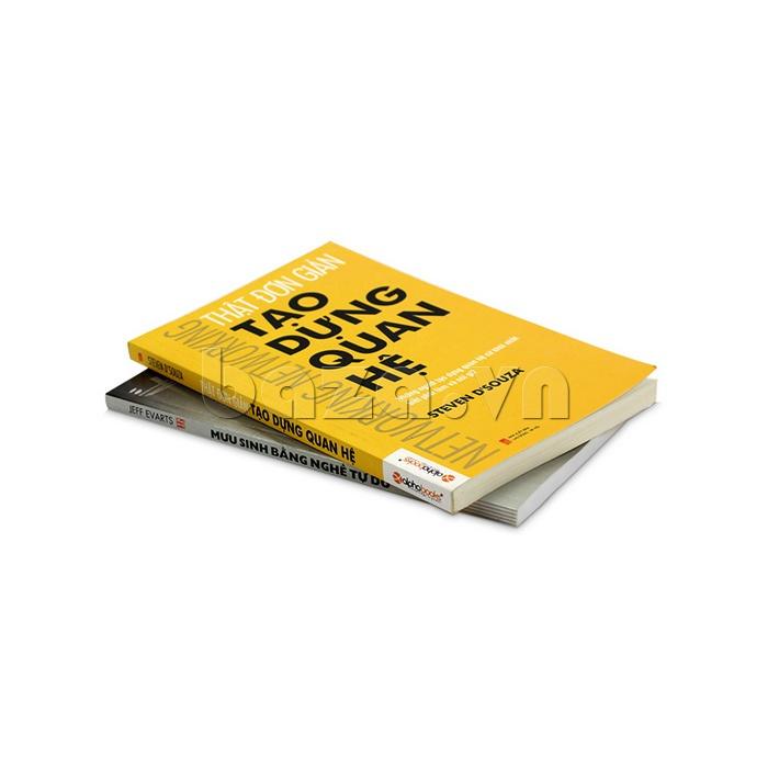 Thật đơn giản tạo dựng quan hệ sách nổi tiếng