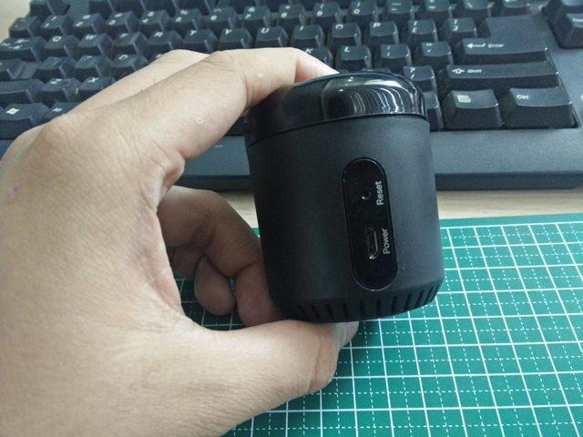 Broadlink RM Mini 3 - hình thực tế