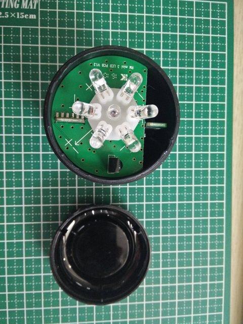 Broadlink RM Mini 3 - bên trong