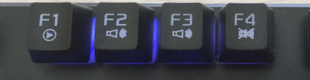 Phím chỉnh âm lượng trên bàn phím giả cơ, chuyên game, nút chỉnh âm lượng trên bàn phím