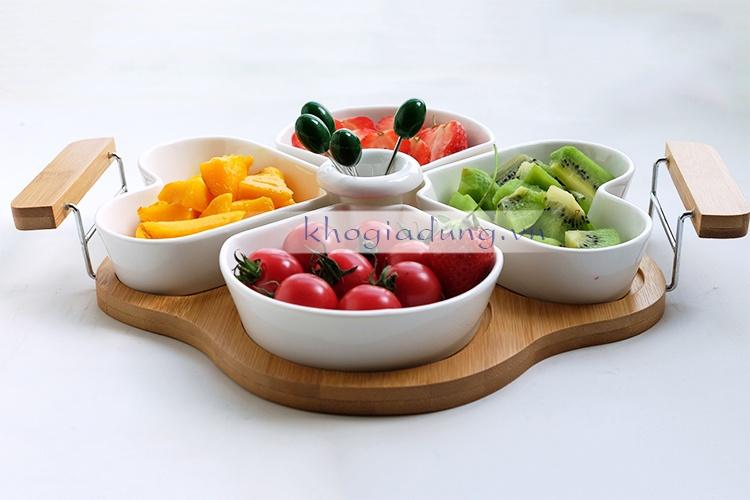 Khay đựng hoa quả