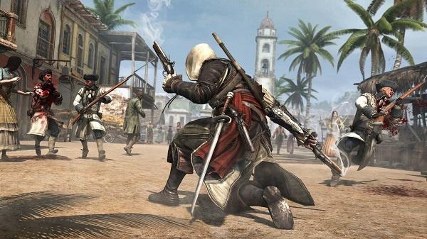 Tất tần tật về Assassin's Creed IV 7