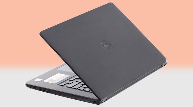 Dell Inspiron 3467 i5 7200U - Máy có màu sắc và thiết kế quen thuộc của hãng Dell