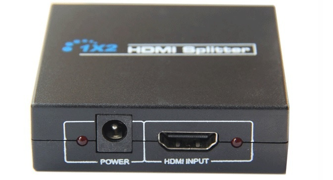 Bộ chia HDMI 1-2 full HD 1080P