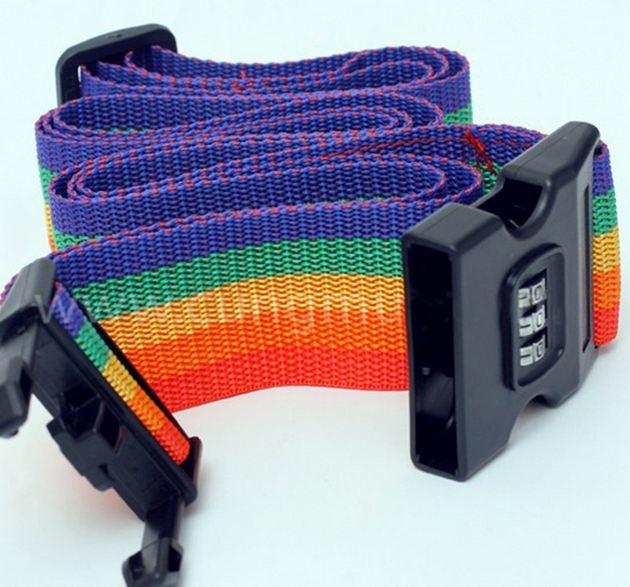 bán dây đai vali có khóa dây chằng buộc vali giá rẻ 1