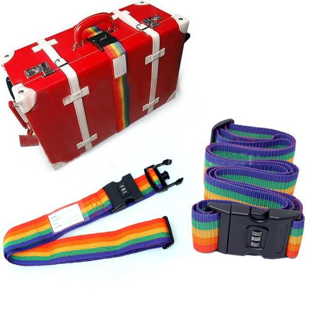 bán dây đai vali có khóa dây chằng buộc vali giá rẻ 5