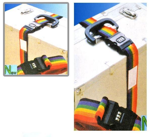 bán dây đai vali có khóa dây chằng buộc vali giá rẻ 4