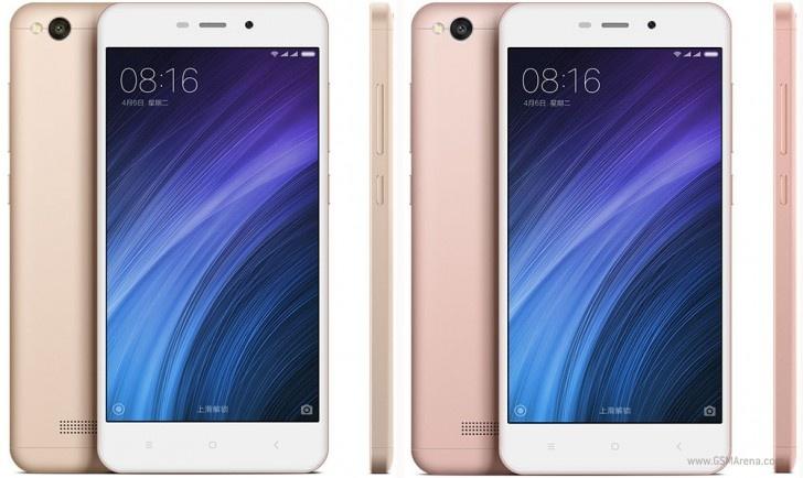 Điện thoại Xiaomi Redmi 4A giá rẻ