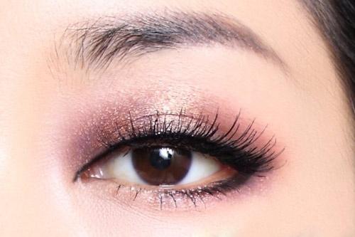 Image result for trang điểm mắt