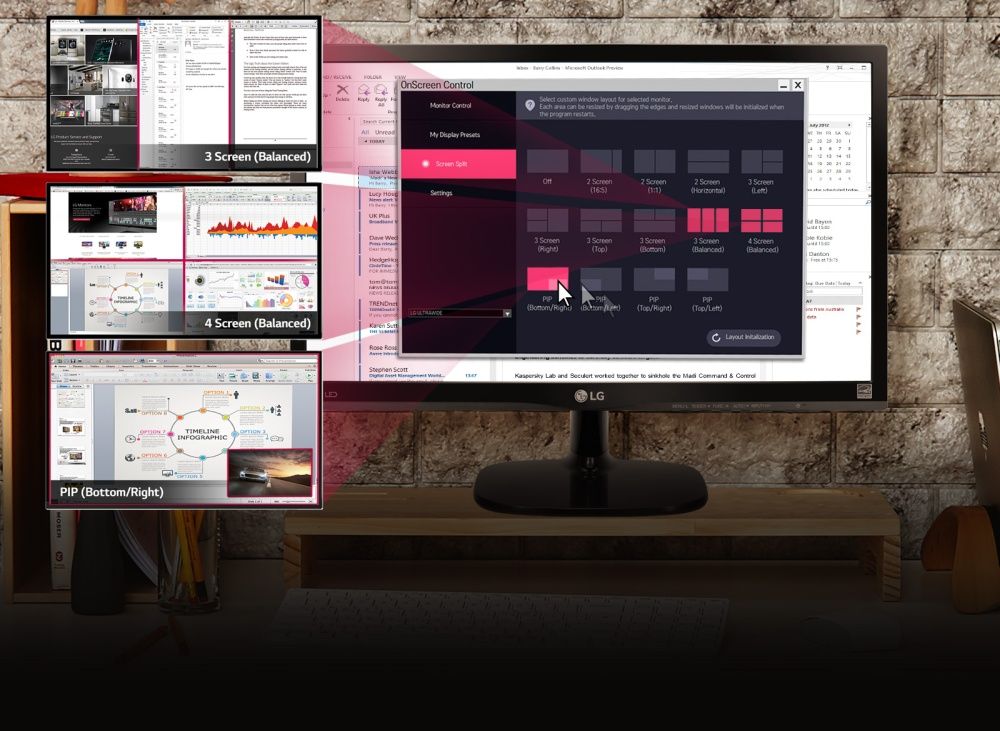 Customize Your Workspace for Multitasking