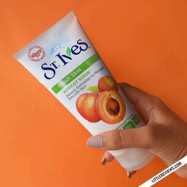 Kết quả hình ảnh cho St.Ives Fresh Skin Apricot Scrub