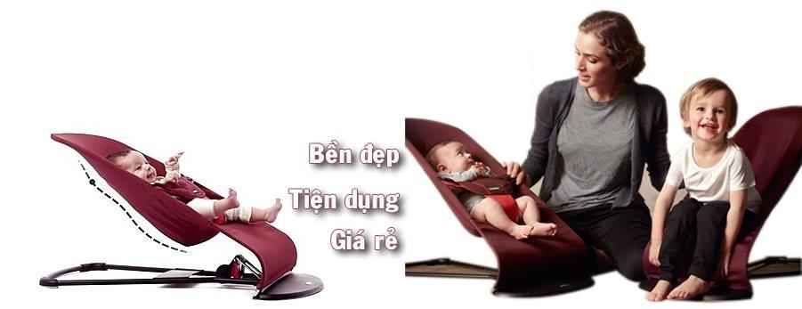 ghế rung, ghế nhún cho bé yêu azhome.com.vn