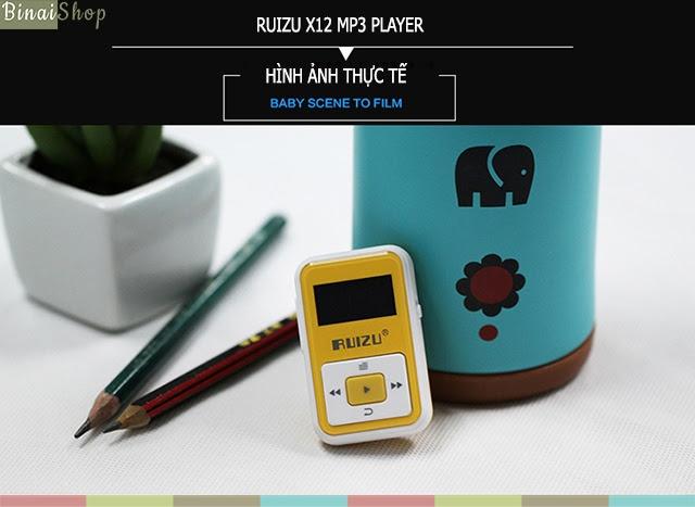 Ruizu X12