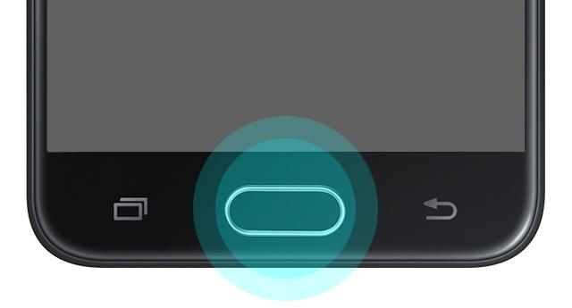 Samsung Galaxy J7 Prime - Cảm biến vân tay nhạy