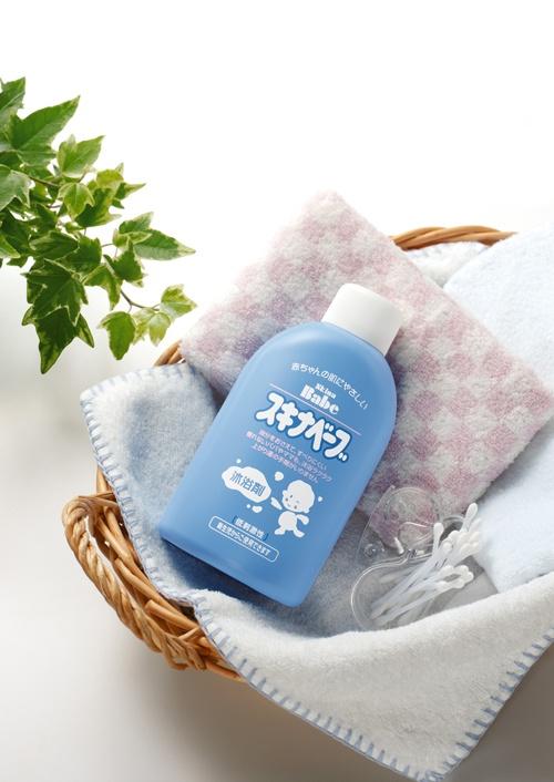 Sữa tắm trẻ em trị rôm sẩy - Skina Babe - 500ml