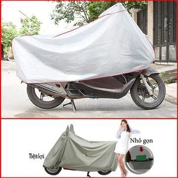 Bạt phủ xe máy 4