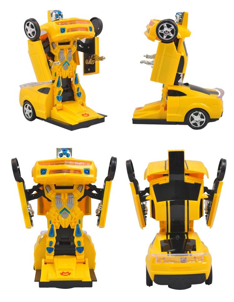Ô to biến hình robot
