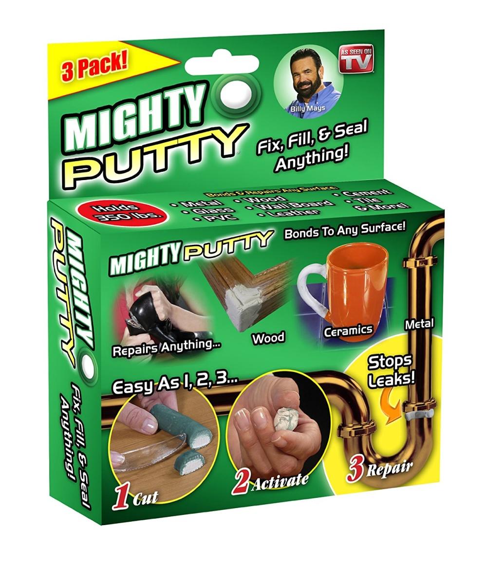 Keo dán đa năng dán mọi chất liệu Mighty Putty